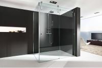 Piana Slide Pro 4-part corner cubicle