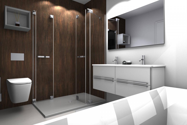 Aprejo Pro folding door with Re-Cover