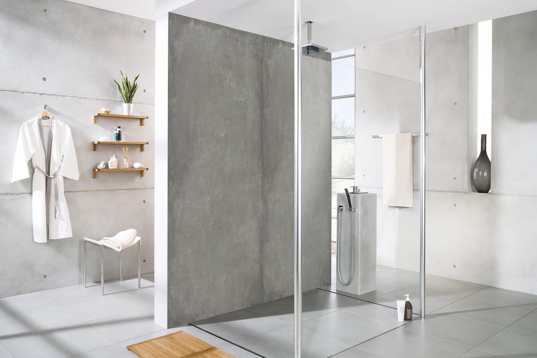Re-Cover, concrete grey